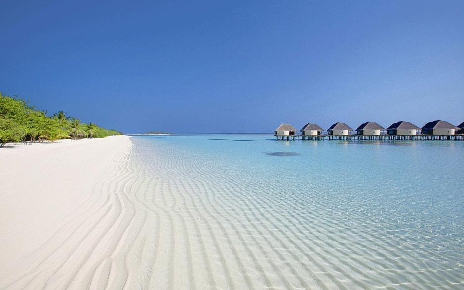 هتل اسپا لوکس در مالدیو