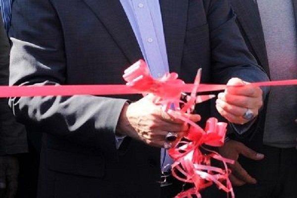 چهار طرح عمرانی و خدماتی در شهرستان درمیان افتتاح شد