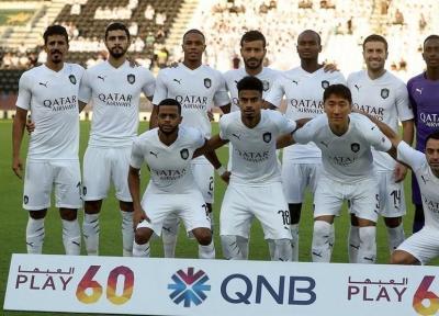 لیگ قهرمانان آسیا، ترکیب 11 نفره السد برای دیدار برابر استقلال