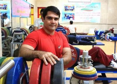 وزنه برداری معلولان قهرمانی آزاد آسیا اقیانوسیه، مرادی سومین نقره کاروان ایران را به ارمغان آورد