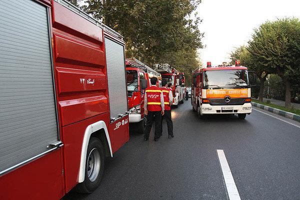 تمهیدات آتش نشانی برای شروع سال تحصیلی، حضور آتش نشانان در مدارس