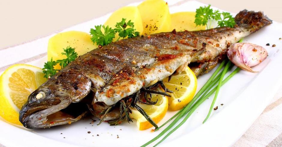 آموزش کامل طرز تهیه ماهی شکم پر لذیذ