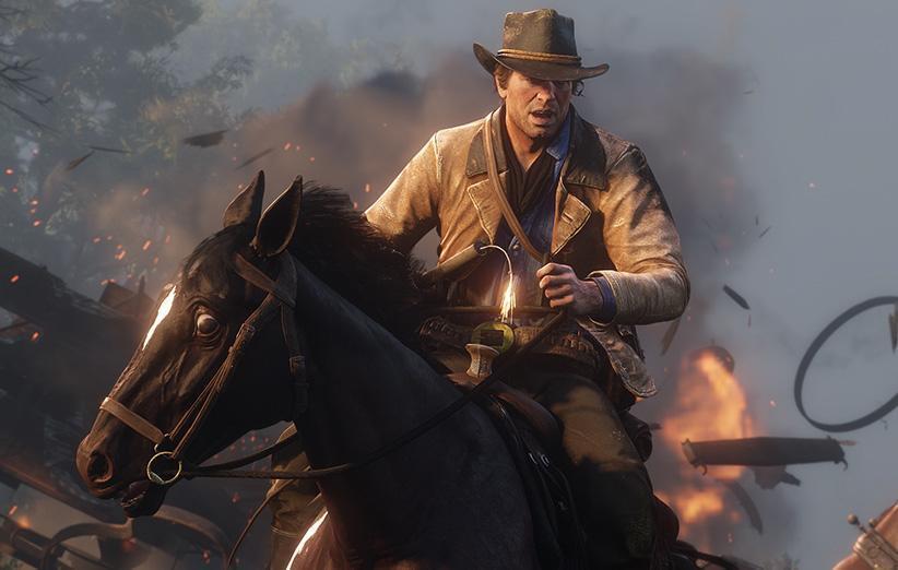 فروش هفته اول Red Dead 2 دو برابر قسمت قبلی است، آن هم بدون احتساب فروش دیجیتال