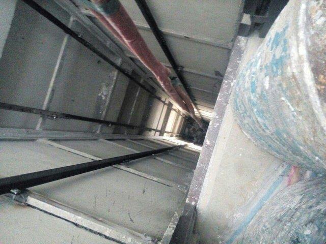 مرگ یک دختر جوان در سقوط آسانسور مسکن مهر فرهنگیان خرم آباد