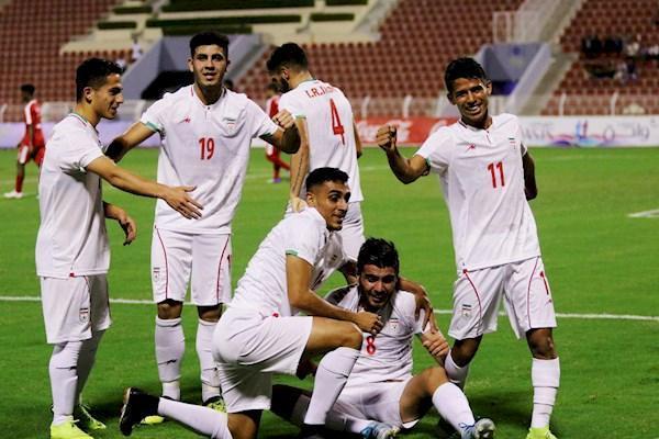 کامبک سه دقیقه ای امیدها در عمان