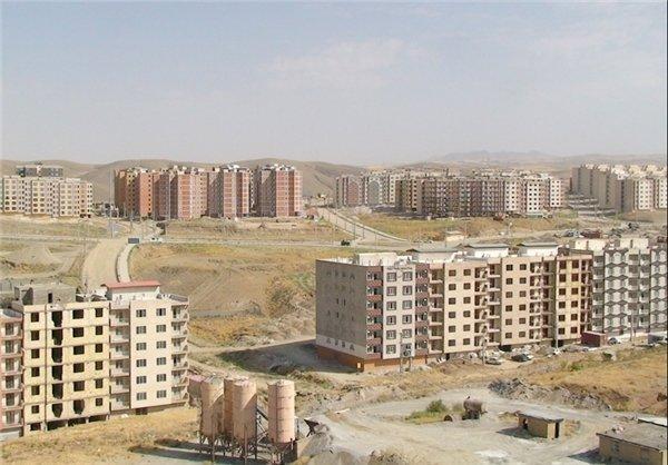 مشکل دفع فاضلاب در سایت های مسکن مهر خرم آباد و ازنا