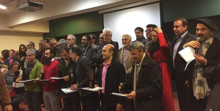 برندگان جشنواره نورنگار تجلیل شدند