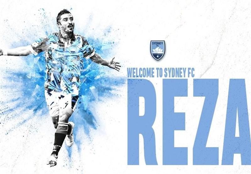 قوچان نژاد پس از پیوستن به سیدنی اف سی: هیجان زده هستم