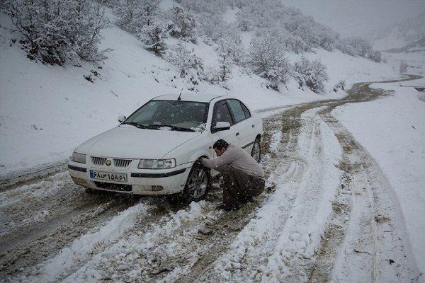 ورود سامانه بارشی جدید به آذربایجان غربی، هوا برفی می گردد