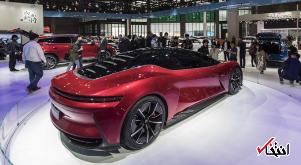 برنامه چینی ها برای خودرو برقی چیست؟