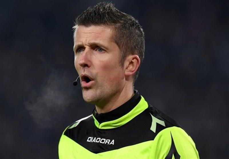 داوران آخرین بازی های مرحله یک هشتم نهایی لیگ قهرمانان اروپا تعیین شدند