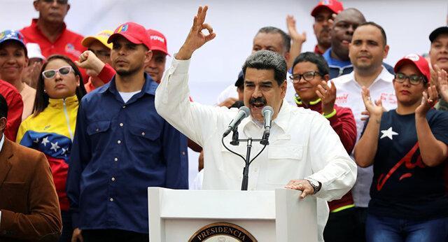 مادورو: برای مذاکره با آمریکا آماده هستیم