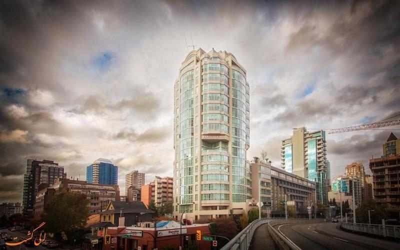 معرفی هتل 4 ستاره اکسکیوتیو وینتیج پارک ونکوور کانادا