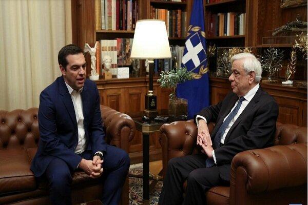 رئیس جمهوری یونان با انحلال مجلس موافقت کرد