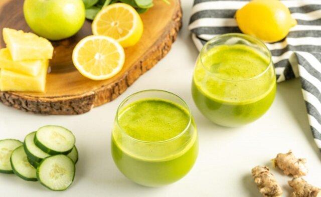 فرمول سبز برای مقابله با التهاب بدن!