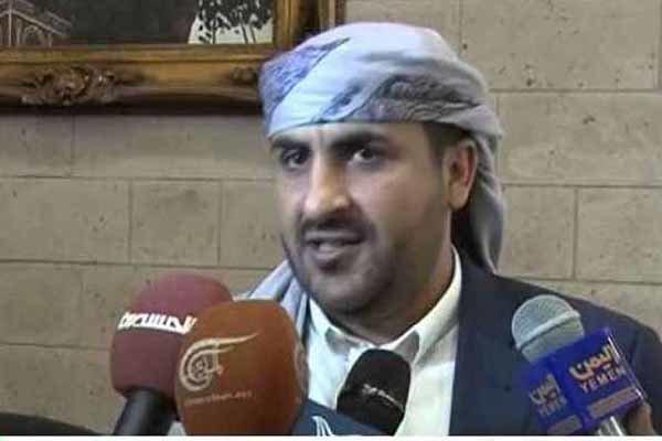انصارالله: توقف پاسخ مقاومت به توقف تجاوز به یمن بستگی دارد