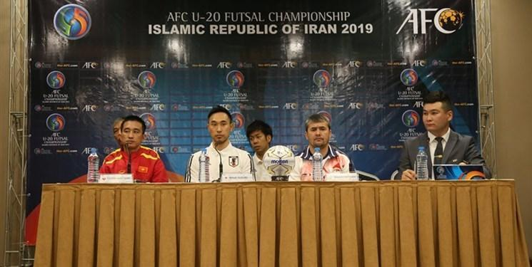 سرمربی ویتنام: با تیم جوانی در مسابقات حضور یافتیم