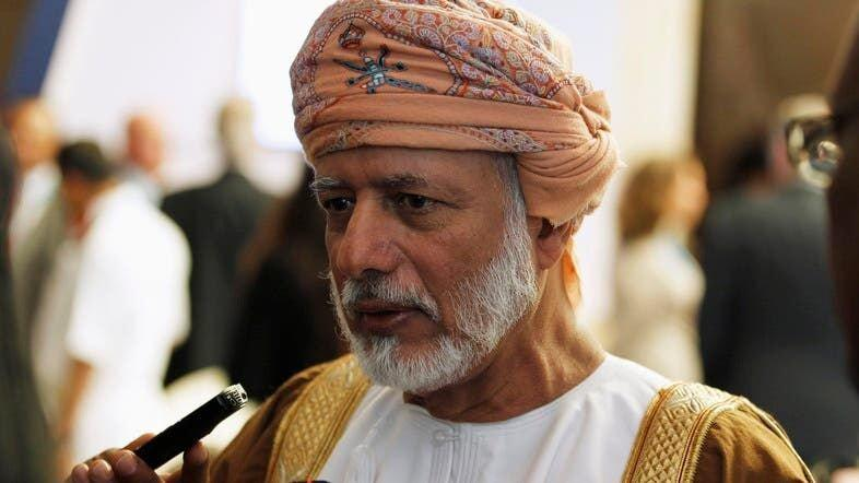 شرح وزیر خارجه عمان از اهداف سفرش به تهران