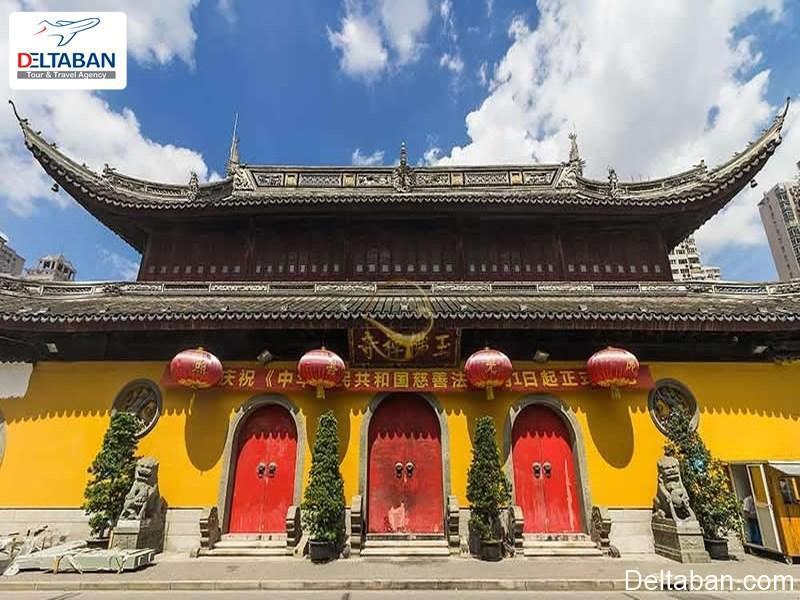 زیباترین کاخ های شانگهای