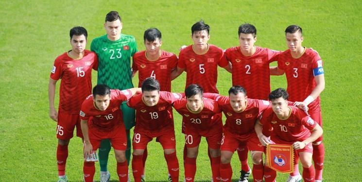 حمایت جالب طرفدار ویتنام از سرمربی تیم کشورش