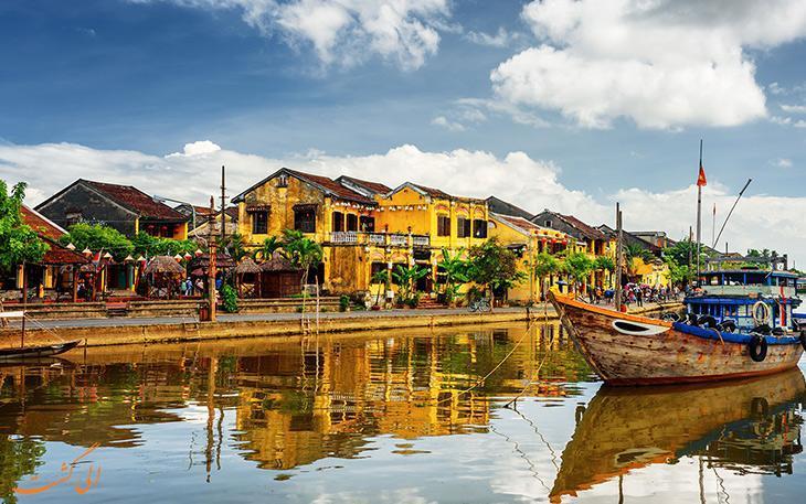 آشنایی با شهر هوی آن در ویتنام