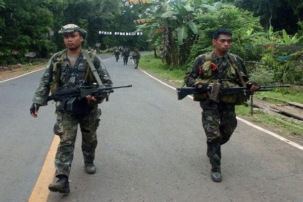 مردان مسلح چهار نفر را در آب های فراساحلی مالزی ربودند