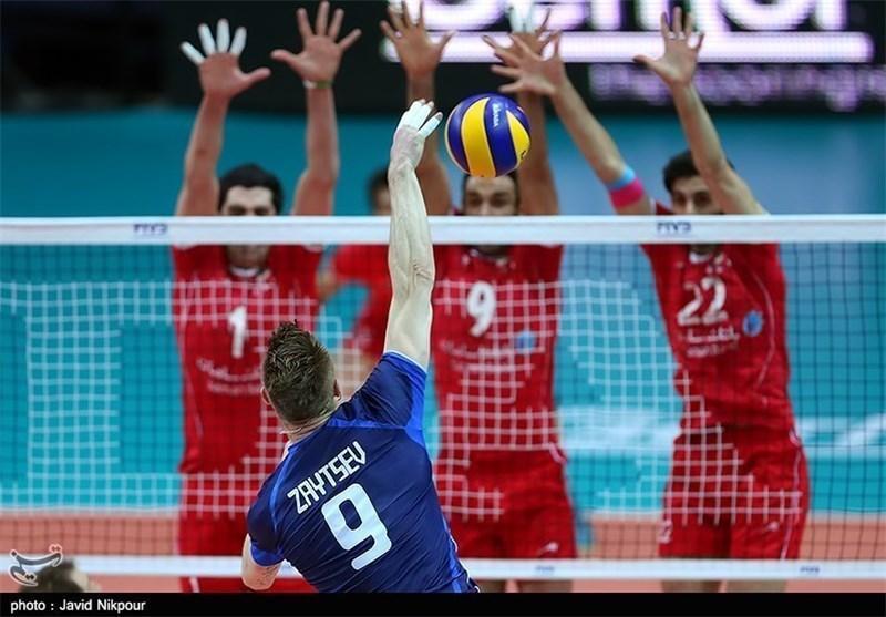 قدرت نمایی ایتالیا و فرانسه، ایران و استرالیا ضعیف ترین تیم ها
