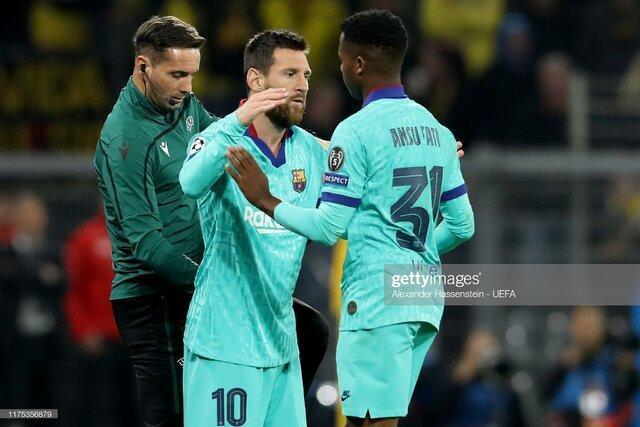پیروزی بارسلونا و اینتر در لیگ قهرمانان اروپا؛ ناپولی و لیورپول هم پیروز شدند