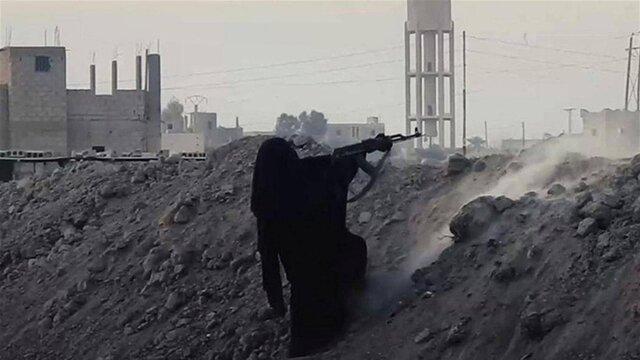 درگیری مسلحانه در محاکمه محرمانه زنان داعشی