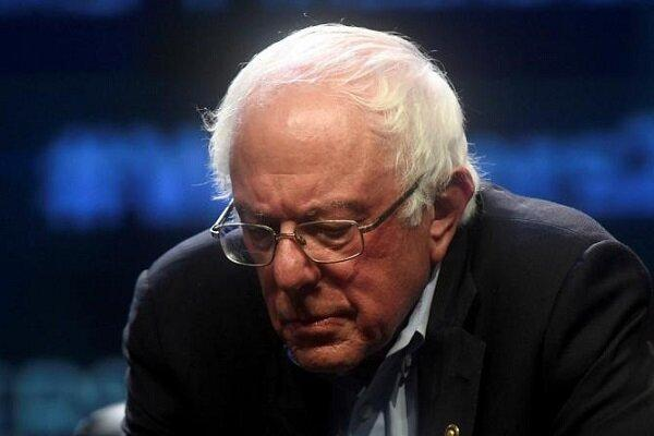 برنی سندرز فعالیت های انتخاباتی اش را متوقف کرد