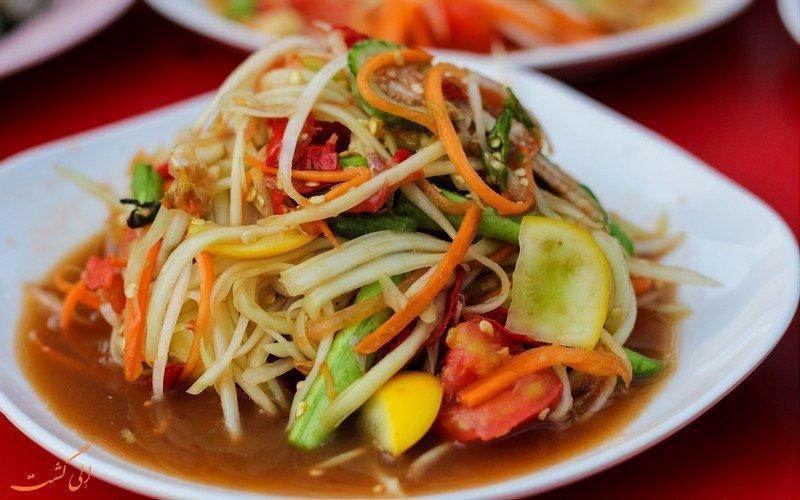 معرفی بهترین رستوران های ارزان بانکوک