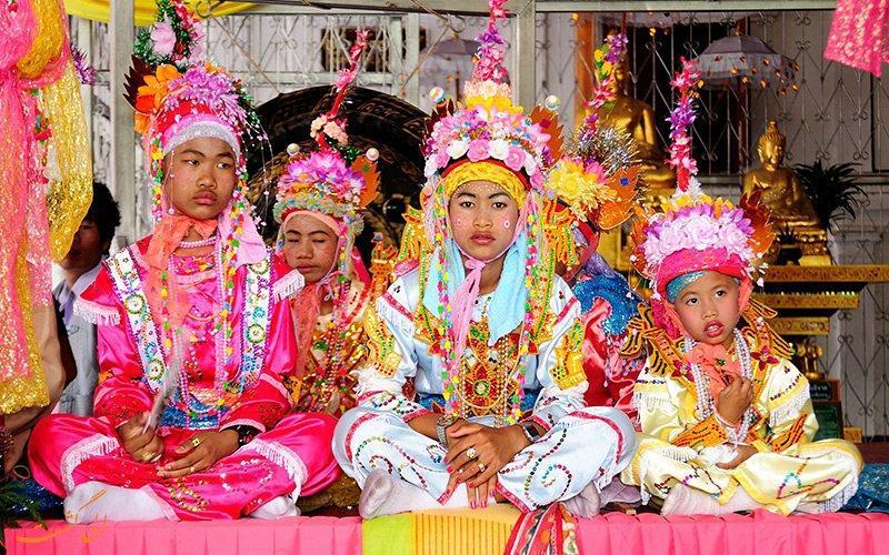 بهترین و رنگارنگ ترین فستیوال های تایلند