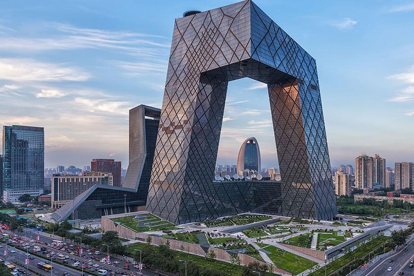 حمل و نقل عمومی در پکن، چین
