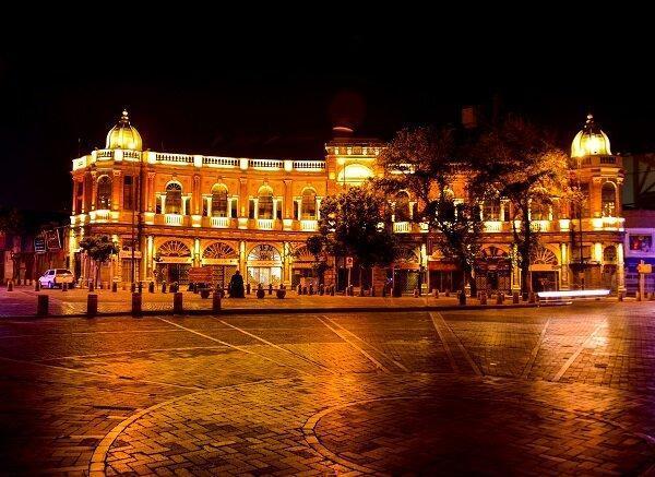 سرنوشت بخش های سوخته میدان حسن آباد چه خواهد شد؟ ، مجری مرمت: زمان می خواهیم