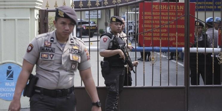 انفجار انتحاری در شمال اندونزی 6 زخمی برجا گذاشت