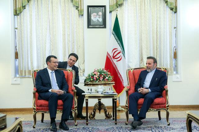 روابط تهران-باکو در سایه اعتماد، مستحکم و رو به توسعه است