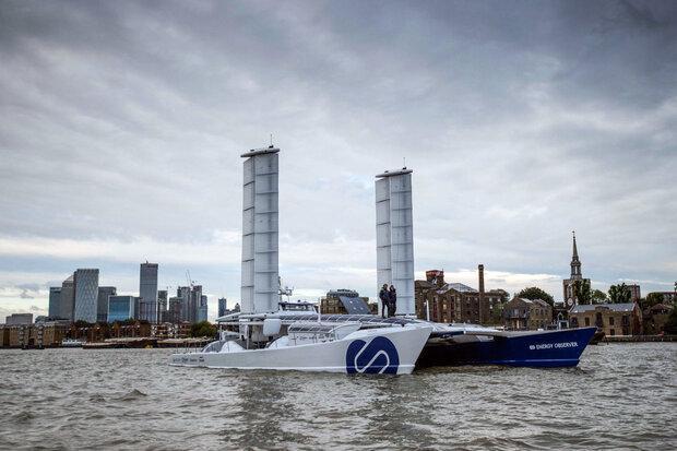 قایقی که سوختش از آب دریا تامین می گردد