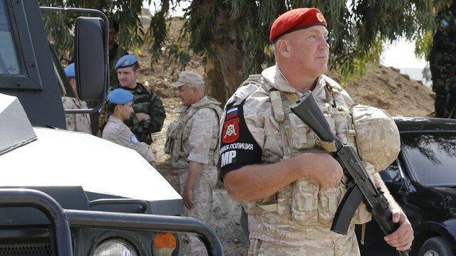 راستا گشتی های پلیس نظامی روسیه در سوریه منفجر شد