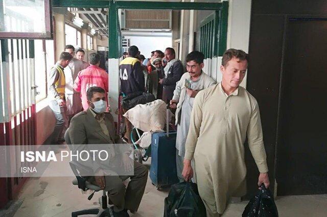 ورود 363 هزار تبعه خارجی به کشور از طریق مرز دوغارون