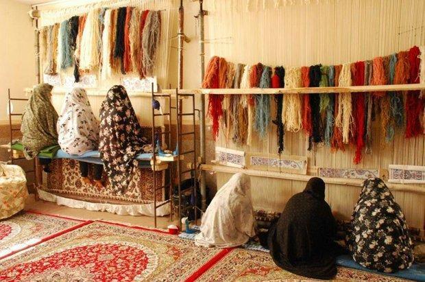 افزایش 10 درصدی صادرات فرش زنجان طی سالجاری