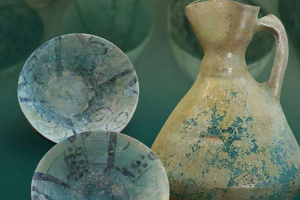 نمایش اشیای فرهنگی تاریخی استردادی از ایتالیا در موزه ملی