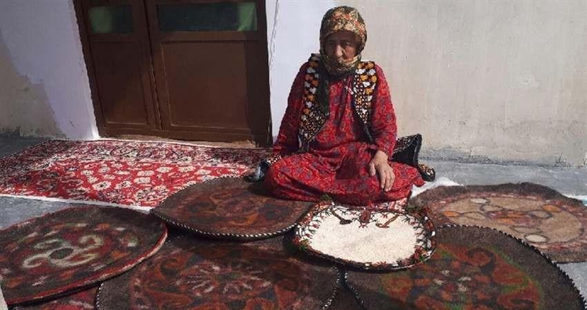 3 رشته بومی صنایع دستی خراسان شمالی احیا می گردد