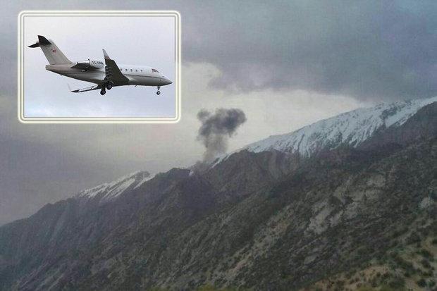 آخرین مکالمه خلبان ترکیه ای، هواپیما باافت شدیدسرعت از رادار محوشد