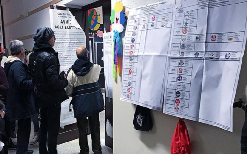 جناح راست میانه پیشتاز انتخابات پارلمانی ایتالیا