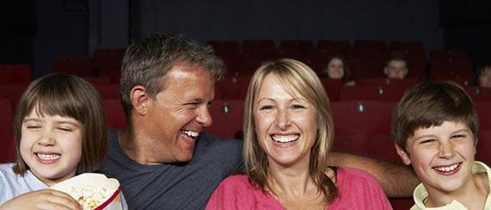 این فیلم ها با خانواده دیدنی تر است