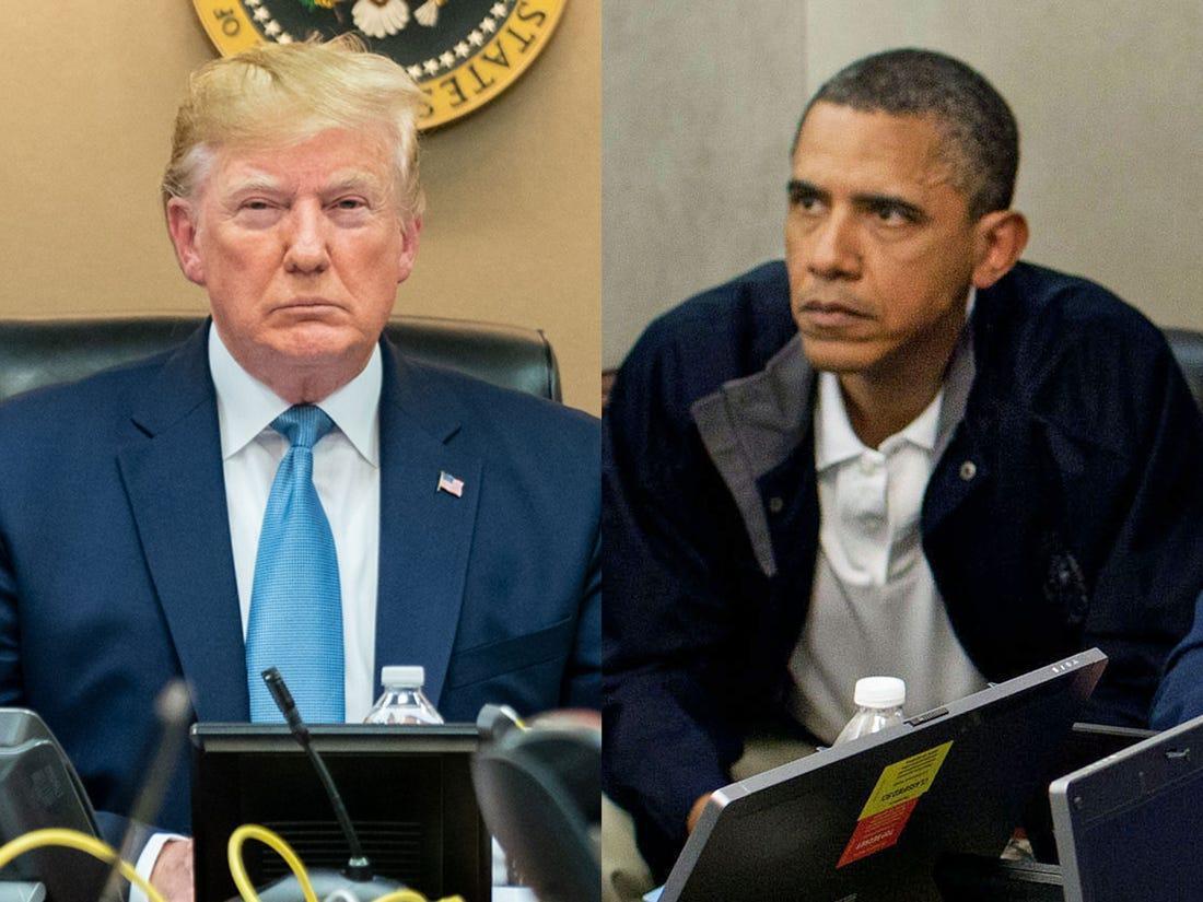 اوباما و ترامپ، واکنش متفاوت دو رئیس جمهور به مرگ رهبران القاعده و داعش