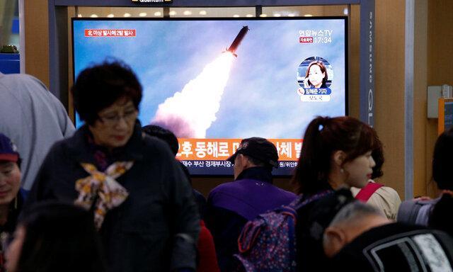 کره شمالی از آزمایش موفقیت آمیز چند موشک اطلاع داد