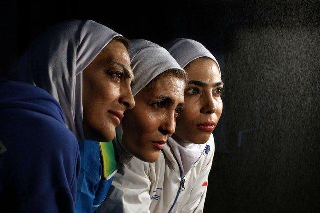 دو برنز سانداکاران ایران قطعی شد، خواهران منصوریان به نیمه نهایی بازی های آسیایی رسیدند