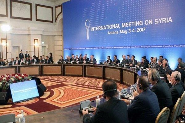 محورهای دور جدید مذاکرات آستانه درباره سوریه اعلام شد