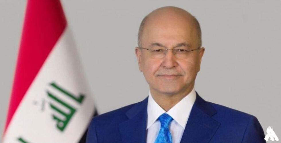بیانیه رئیس جمهوری عراق در واکنش به حمله علیه معترضان عراقی